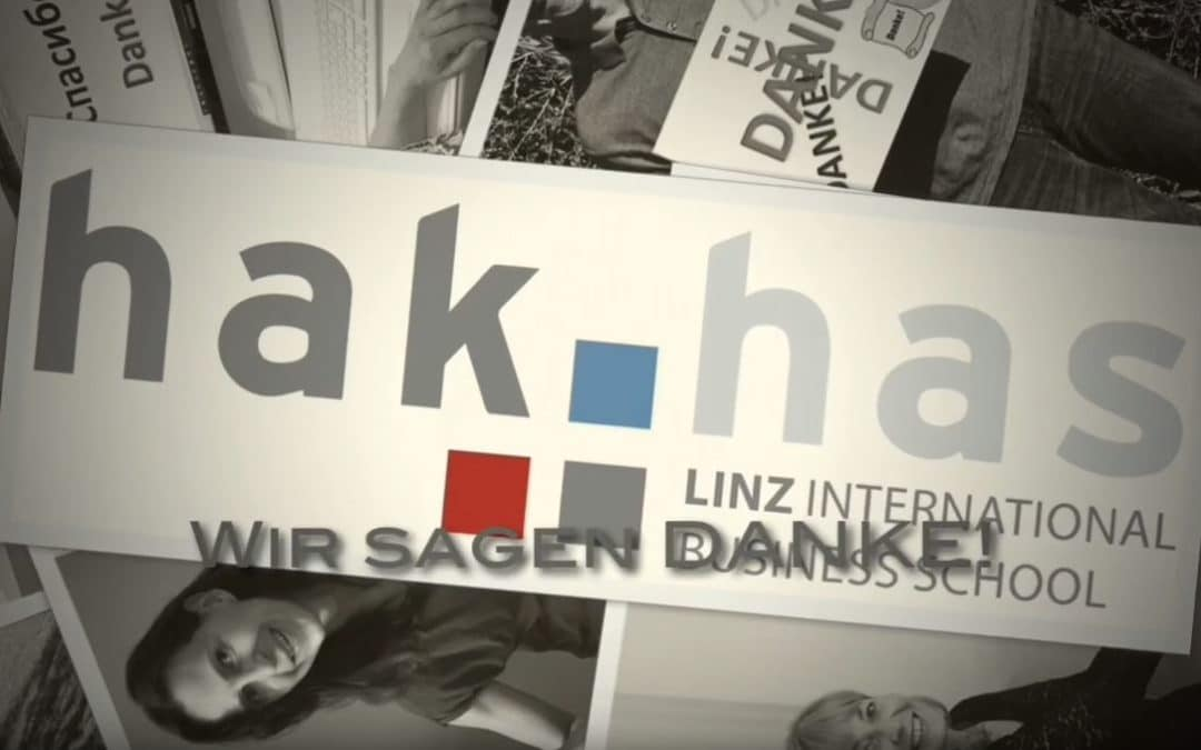 LIBS – Linz International Business School – sagt DANKE